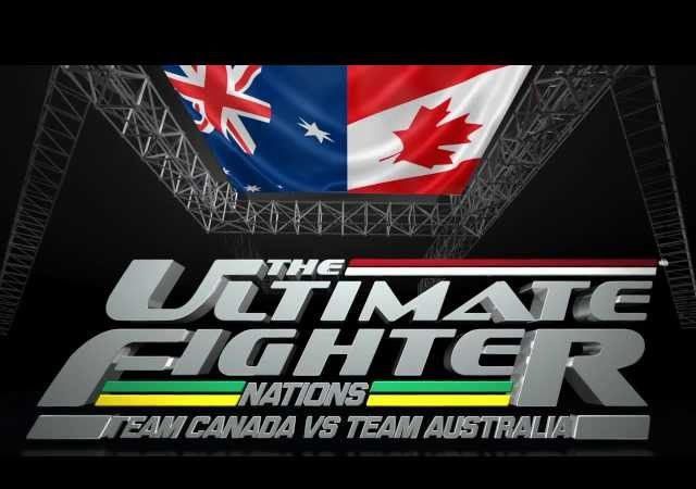 TUF Nations: meet the cast of the challenge between Canada and Australia