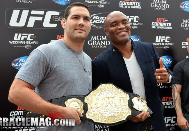 Vídeo: a mente de Chris Weidman para enfrentar Anderson Silva no UFC 168
