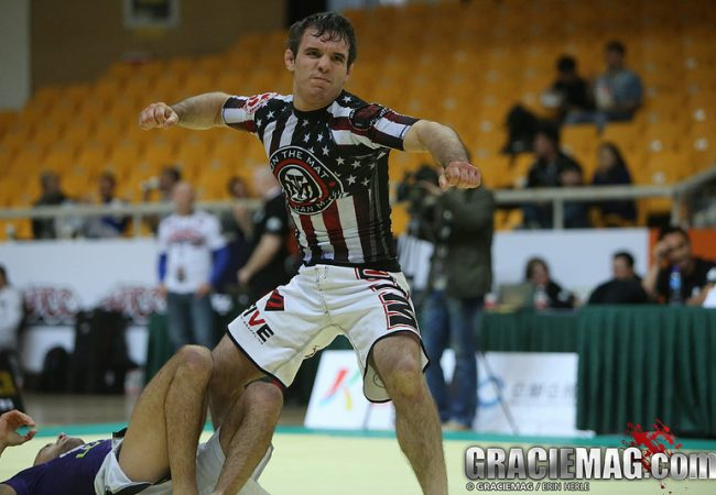 """Justin Rader on MMA debut: """"My goals for MMA are the same as they were for Jiu-Jitsu"""""""