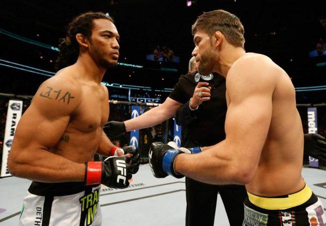 UFC: Ben Henderson vence Josh Thomson em decisão polêmica