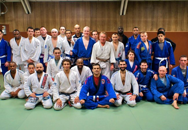 Cavalcanti Jiu-Jitsu Luxembourg host Master Cavalcanti and bring home medals