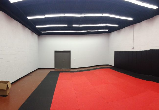 GMA Pesadelo BJJ is back in business after severe fire damage nearly one year ago