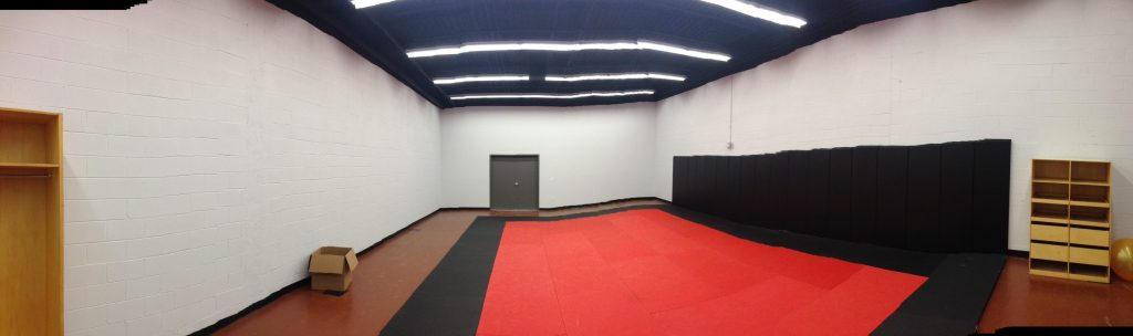 GMA Pesadalo BJJ is back in business! Photo: Personal archive