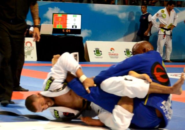 WPJJC: See Renato Cardoso's victory over the UFC star Sergio Moraes