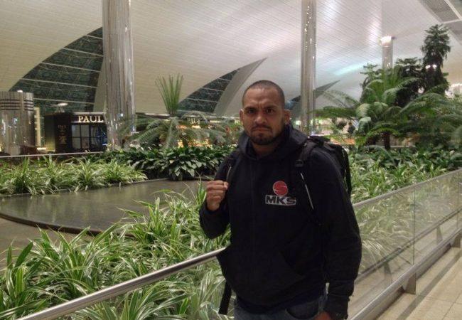 """Besouro não se intimida com cartel de adversário no UFC: """"não faz diferença"""""""