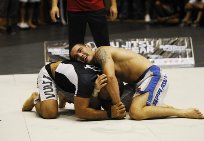 Video: Watch Andre Galvao vs. Chris Weidman at the 2009 ADCC