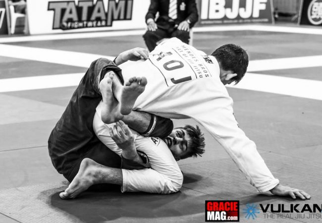 Video: Watch the match between Rafa Mendes and Gianni Grippo at 2014 Europeans