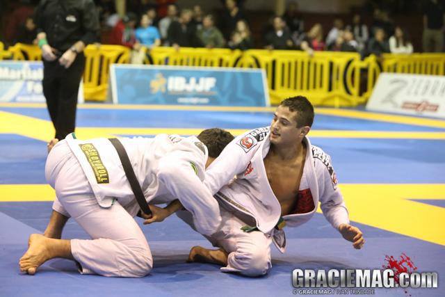 Caio at the 2013 SF Open. Photo: Ivan Trindade