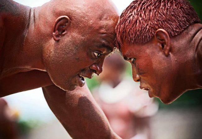 O dia em que Anderson Silva ensinou Jiu-Jitsu na tribo kamaiurá