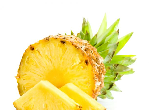 Gracie Diet: Pre-workout Pineapple Juice Recipe