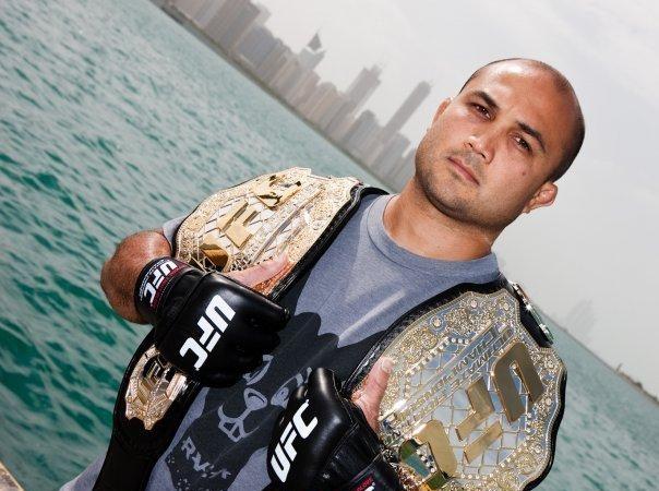 BJ Penn encara Clay Guida no UFC 237, no Rio de Janeiro