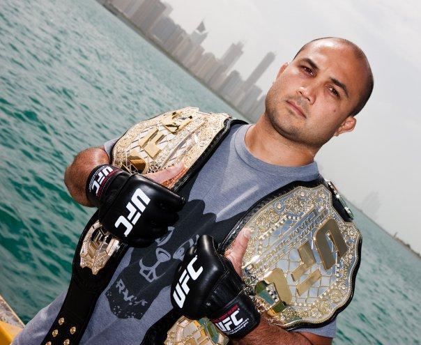 Ex-campeão de duas categorias e Hall da Fama do UFC, BJ Penn está de volta. Foto: Zuffa LLC via Getty Images