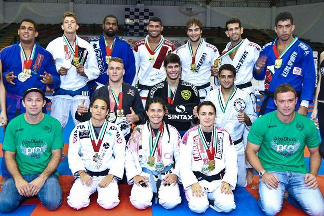 Jiu-Jitsu: tudo pronto para a seletiva de Abu Dhabi em São Paulo