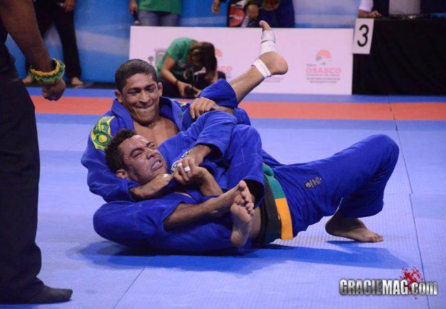 Fernandinho Vieira e as lições para emendar o MMA e o Europeu de Jiu-Jitsu