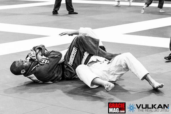 Fernando Terere durante sua primeira luta no Europeu Foto Ivan Trindade