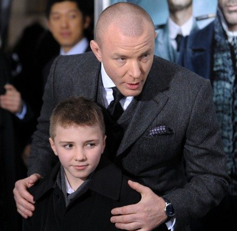 Filho de Madonna e Guy Ritchie treina artes marciais em academia de Renzo Gracie