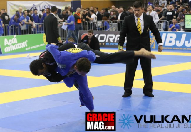 European 2014: Russian absolute at blue belt; the best of day 1 in a two-minute video