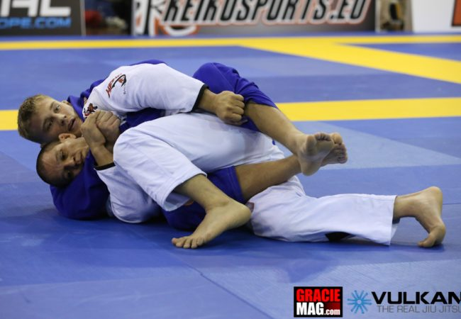 European 2014: Simões vs. Trans; Alzuguir vs. Hansson to battle for black belt open class gold