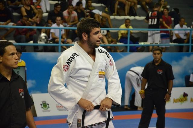 João Gabriel Rocha e ídolo de Abu Dhabi confirmados no Rio Fall Open de Jiu-Jitsu