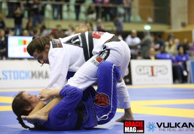 Vídeo: Sinta-se no Europeu de Jiu-Jitsu com imagens aéreas do ginásio