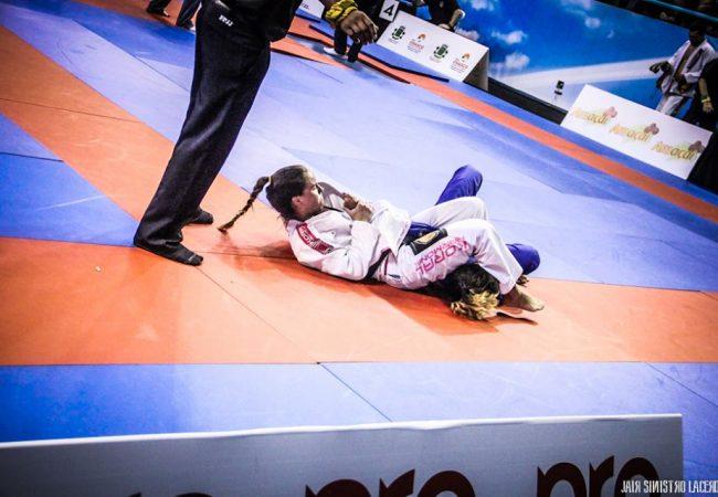 WPJJC 2014: veja a vitória de Luiza Monteiro na seletiva de Jiu-Jitsu
