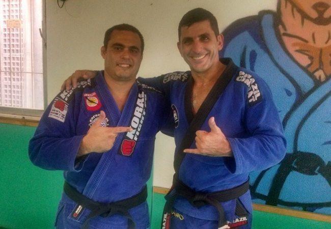 Árbitros da IBJJF se reúnem para treino de Jiu-Jitsu no Rio