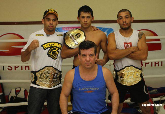 Assista aos treinos de José Aldo e Renan Barão para o UFC 169
