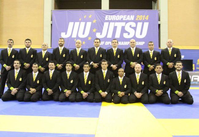 Europeu de Jiu-Jitsu 2015 quebra recorde de atletas inscritos