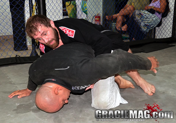 Exclusive: Watch Alan Belcher training Jiu-Jitsu in Rio