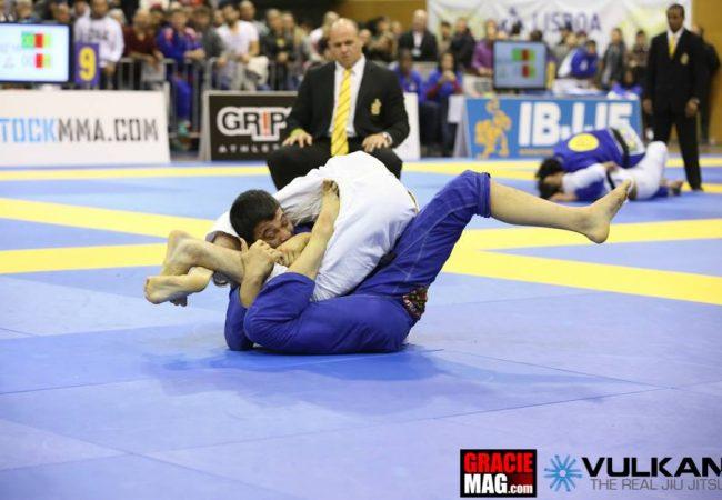 Europeu de Jiu-Jitsu 2014: veja a final entre Rafael Mendes e Paulo Miyao
