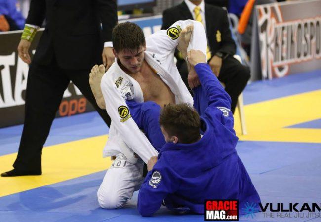 Rafael Mendes x Paulo Miyao e as finais do Europeu de Jiu-Jitsu de cada peso