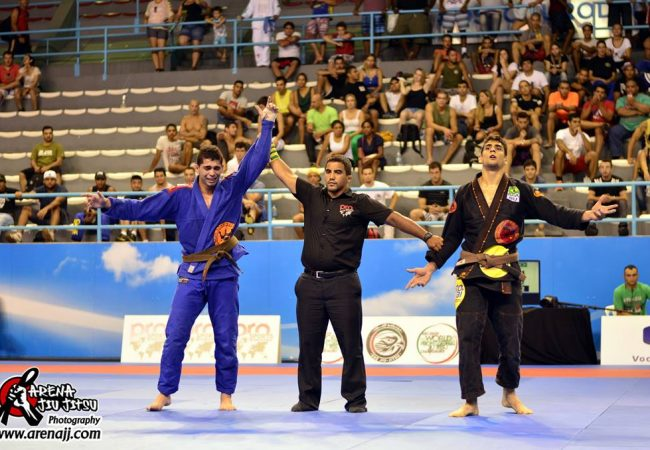 WPJJC: assista à final do absoluto faixa-marrom na seletiva de Jiu-Jitsu