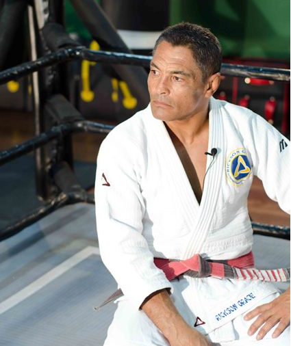 Rickson Gracie reveals his diet meal plan.