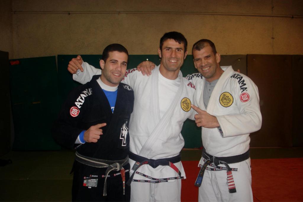 Tanquinho, François Deniau and Megaton