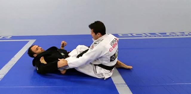 Anule a guarda 50/50 no Jiu-Jitsu, com Caio Terra