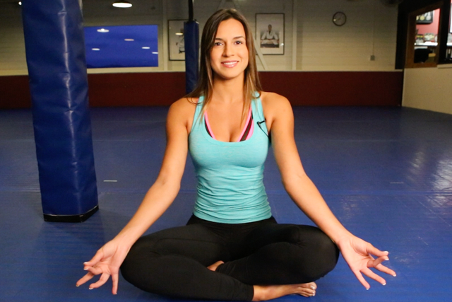 Lifestyle with Carol Gracie: Yoga Yourself