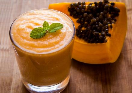 Detox Juice: bowel cleanse