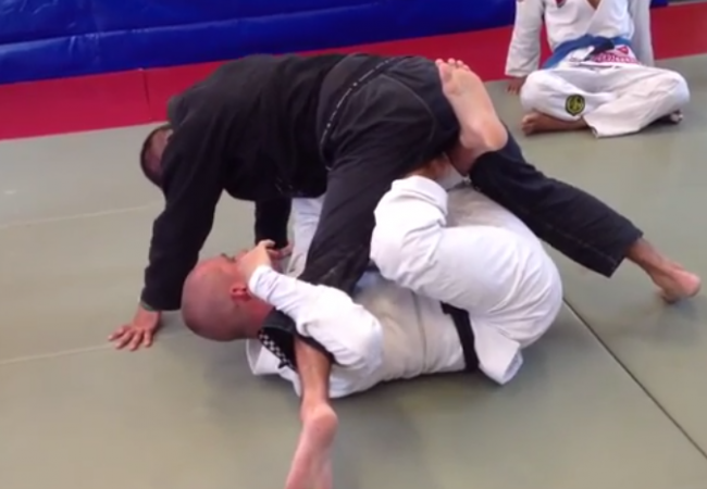 Video: Drill X-guard entrances, sweeps and attacks with these setups and drills