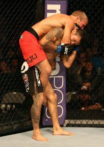 Cristiano ressalta habilidades de TJ no solo. Foto: Ezra Shaw/Zuffa LLC/Zuffa LLC via Getty Images
