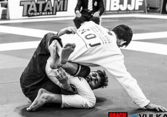 Vídeo: a batalha de Rafa Mendes e Gianni Grippo no Europeu de Jiu-Jitsu