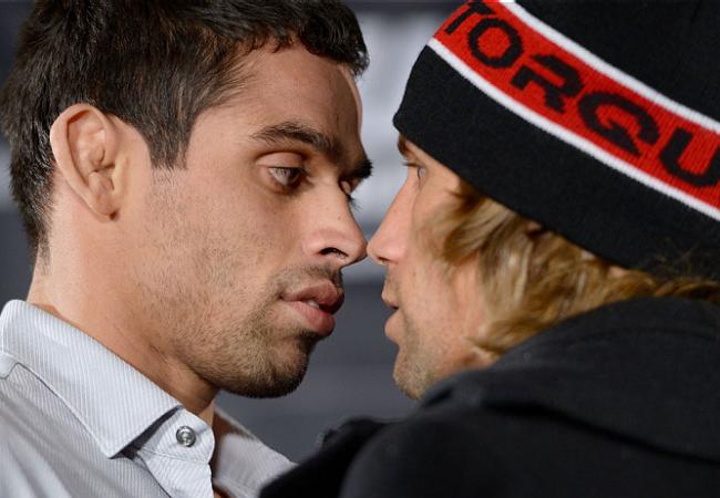 Pesagem: confira a forma de José Aldo, Barão, Mir e Overeem no UFC 169