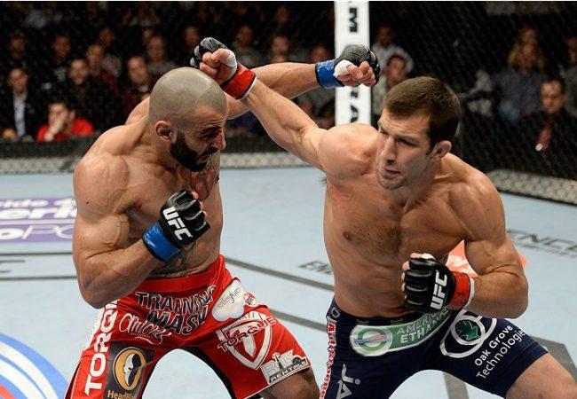 Reveja, em câmera lenta, os lances do UFC: Rockhold x Philippou