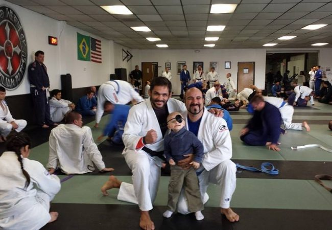 Gma Cassio Werneck Bjj Hosts Successful Charity Event