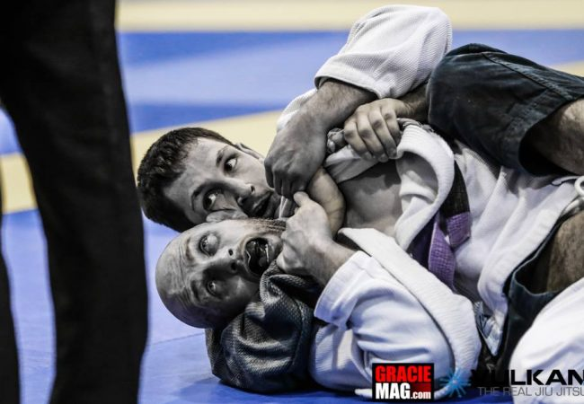 Watch non-black belts show their skills on their way to European Open gold
