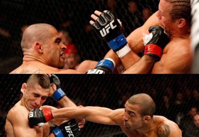 Renan Barão e José Aldo vencem e ficam com os cinturões do UFC 169