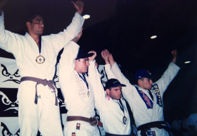Pan 20 years: 1997, '98 — Jiu-Jitsu in paradise