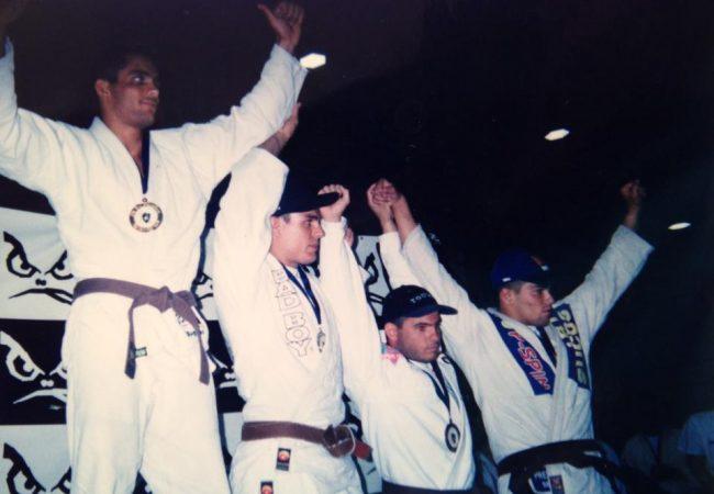 Pan 20 years: 1997-98, Jiu-Jitsu in paradise