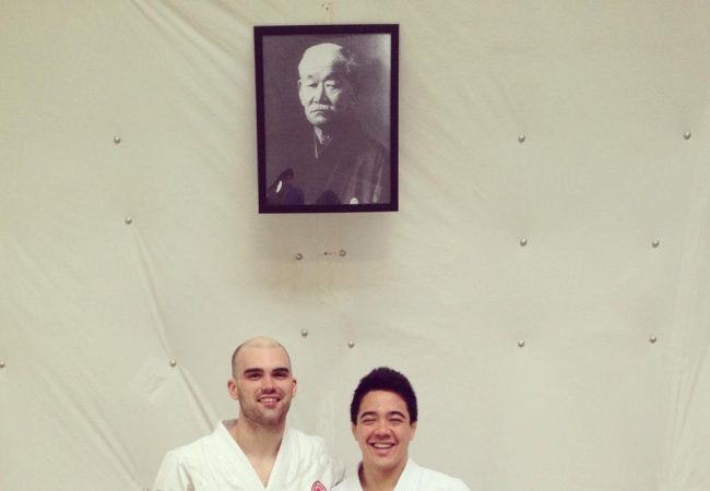 James Puopolo earns judo brown belt, speaks of cross-training in light of Pan-Ams
