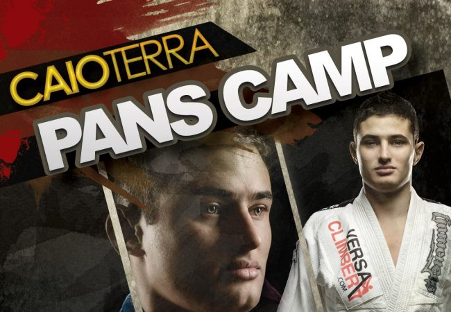 Join Caio Terra's Pan-Am camp with Leandro, Luiza, Yuri, Clark and more black belts
