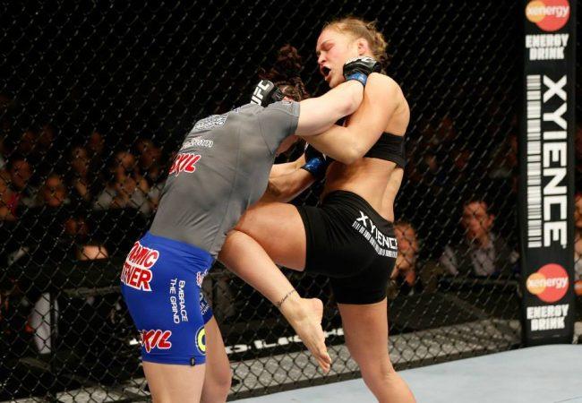 UFC 170: Ronda surpreende e vence por nocaute; Demian é superado